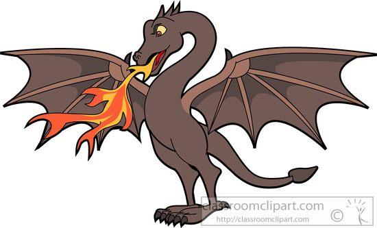 Dragon clip art images free f - Dragon Clipart