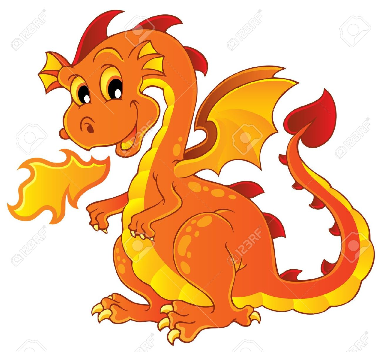 Dragon Clipart .
