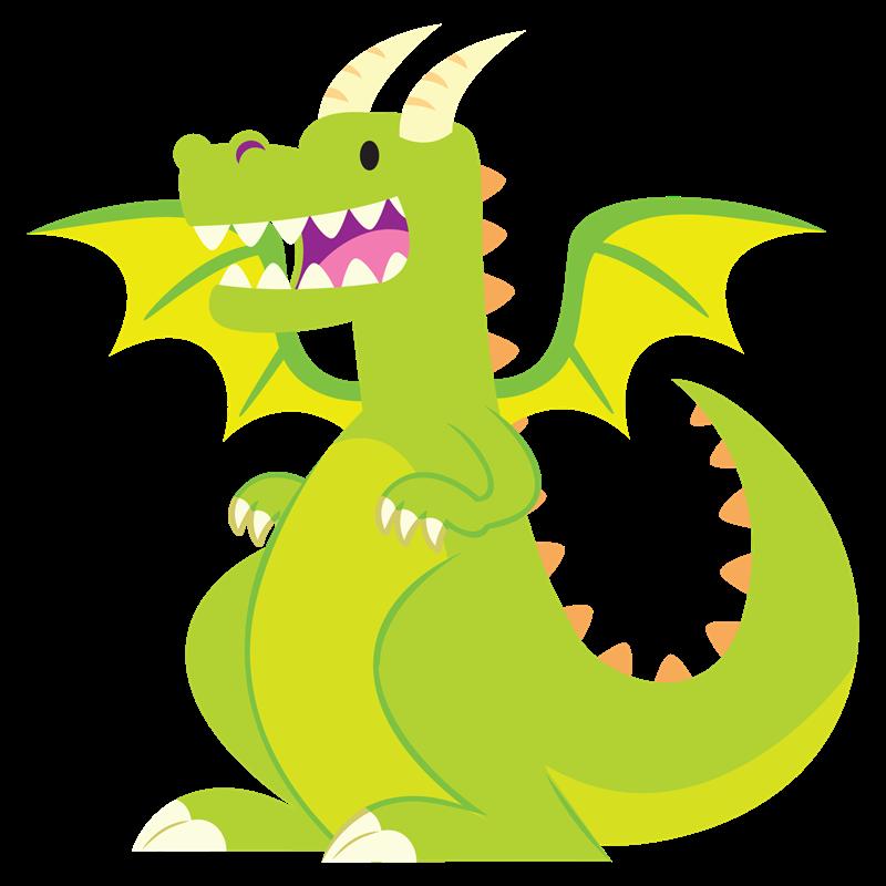 dragon clipart