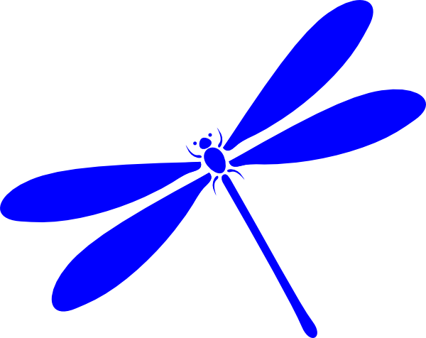Dragonfly clipart 3