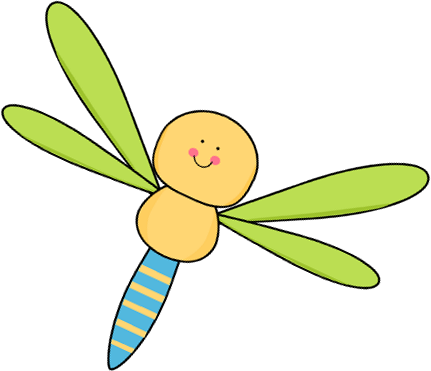 Dragonfly Clipart Black And White | Clipart Panda - Free Clipart .