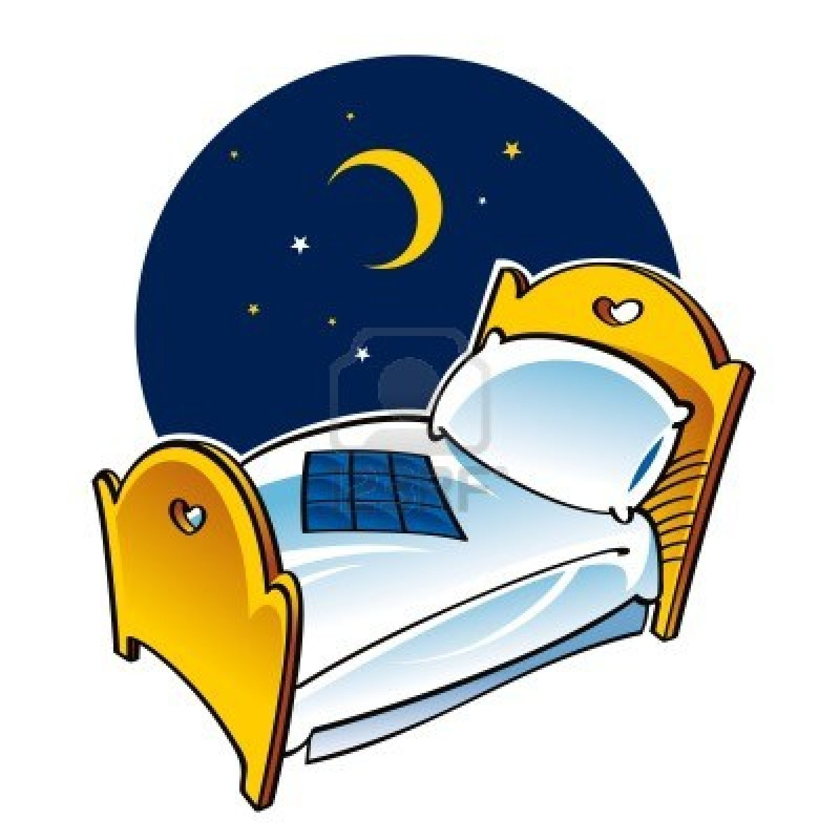 dream clipart · bed clipart