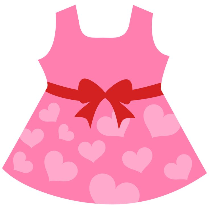 Dress Clipart Baby Dress #6