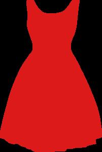 Dresses Clip Art 13