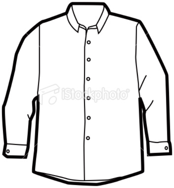 Dress Shirt Free Images At Clker Com Vector Clip Art Online