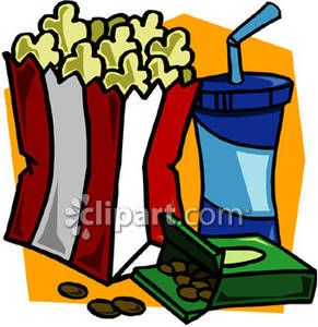 Drive In Theater Clip Art   Movie Theater Clipart