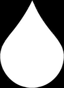Drop clip art - vector clip .