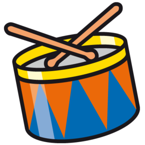 Drum Clip Art