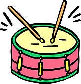 Drum roll clip art - ClipartFest