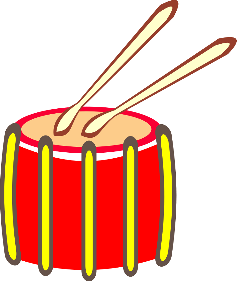 Drum Roll Clip Art
