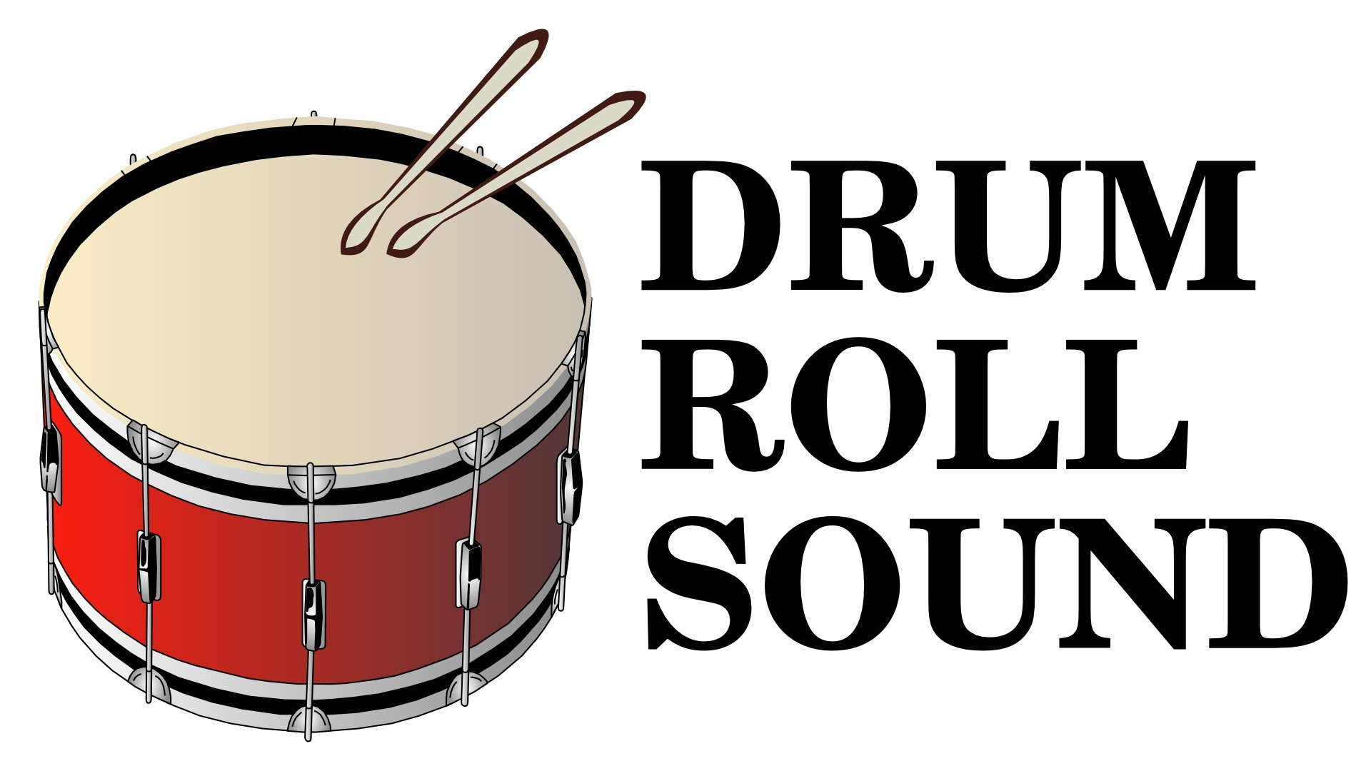 Drum Roll Sound Effect [High Quality, Free Download]