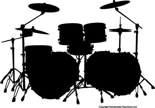 Drums Clip Art