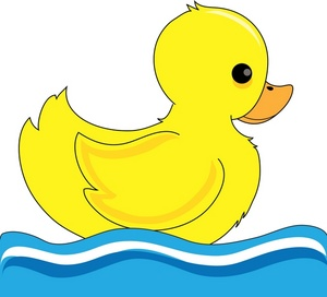 Duck clip art black and white free clipart image. Duckling cliparts