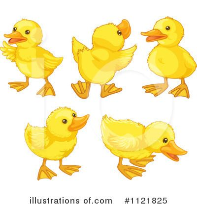 Cute Duck Clip Art   Duckling Clipart Royalty-free (rf) duck clipart