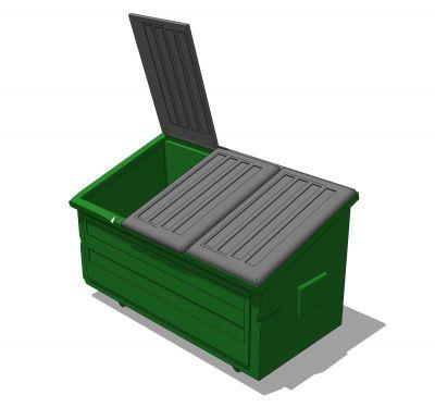 Dumpsters and Hazardous Waste