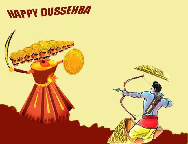 Dussehra Clipart indian festival