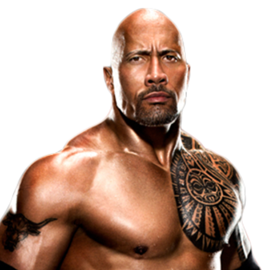 The Rock PNG Photo