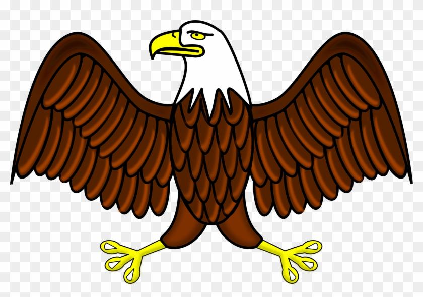 Clipart Of Eagle - Bald Eagle Clipart #47556