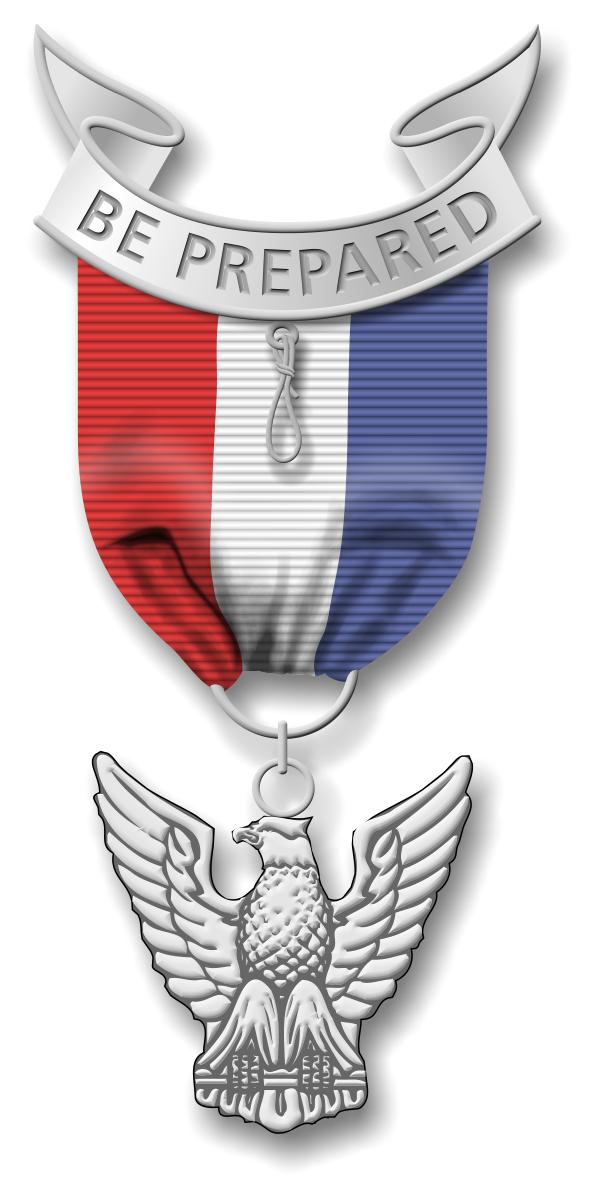 Eagle Scout Logo Clip Art .. A Bridge Through Time