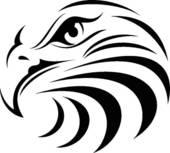 eagle tattoo; bald eagle; eagle head ...