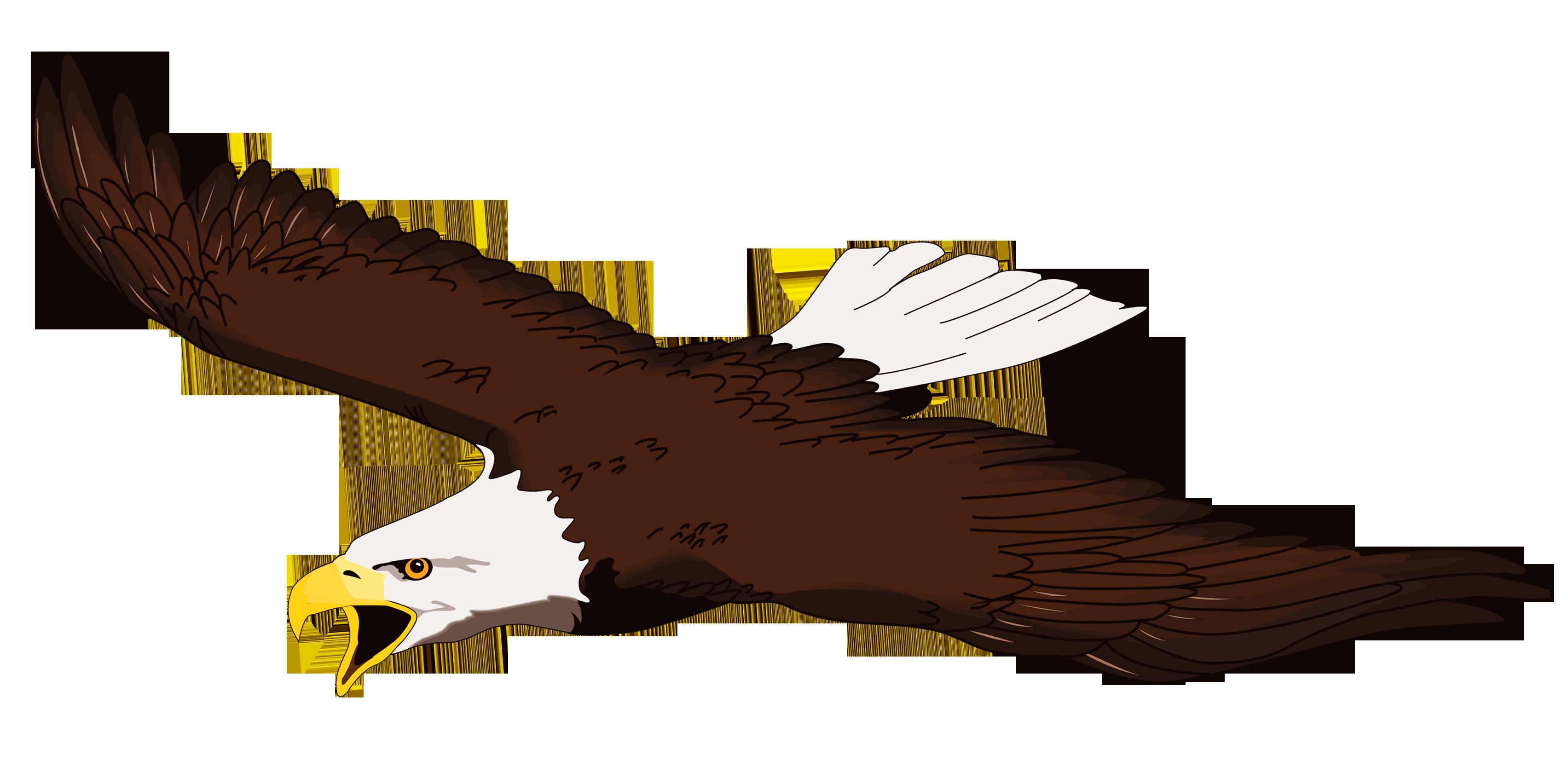 Eagle Transparent PNG Clipart