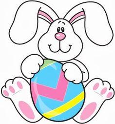 Easter Bunny Clipart - clipartall
