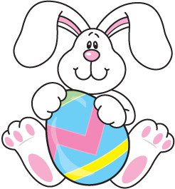 Easter bunny free easter . - Easter Bunny Clipart
