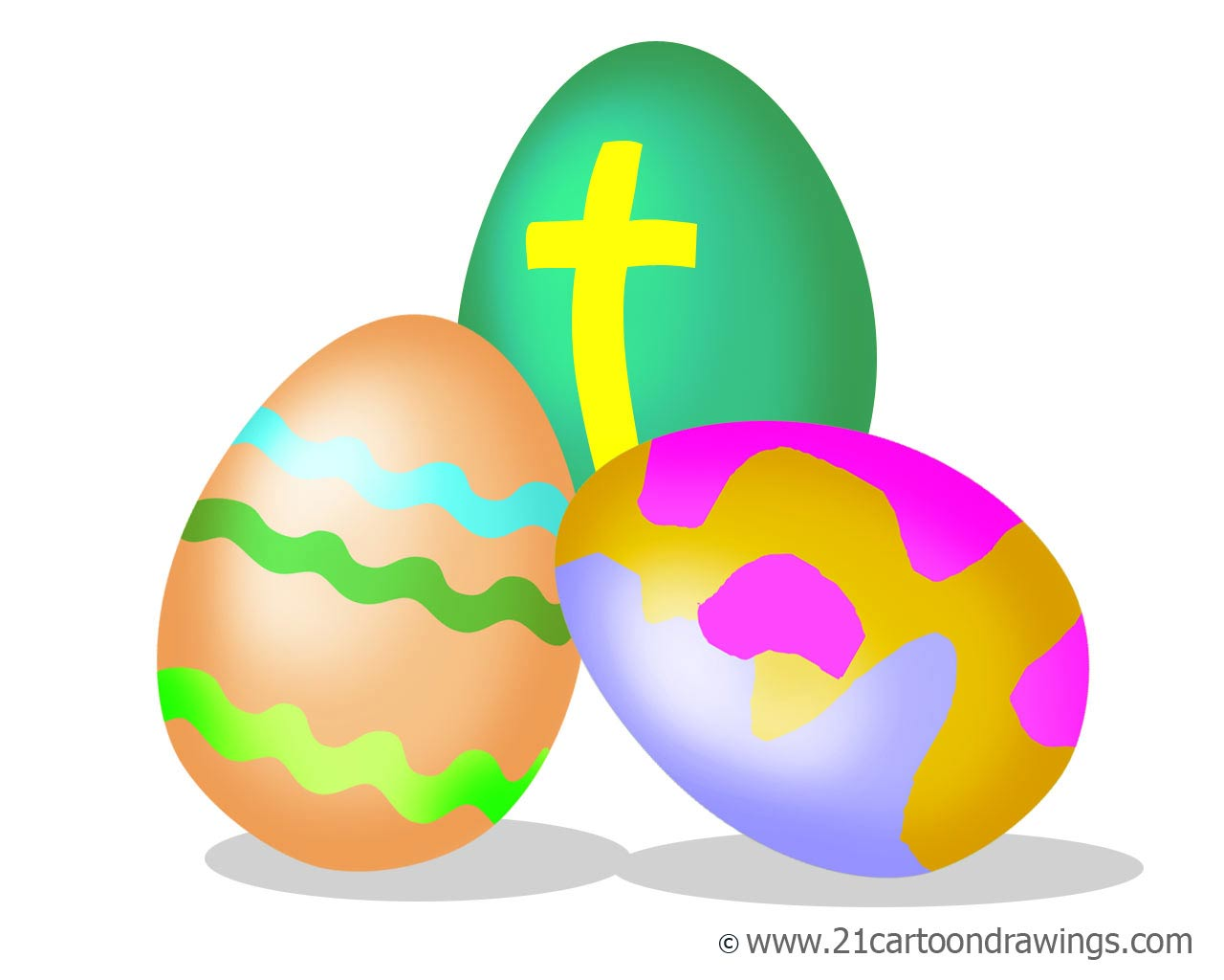 Easter Clip Art Picture .