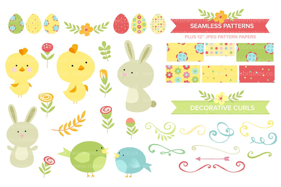 Easter Clipart-Clipartlook.com-1160