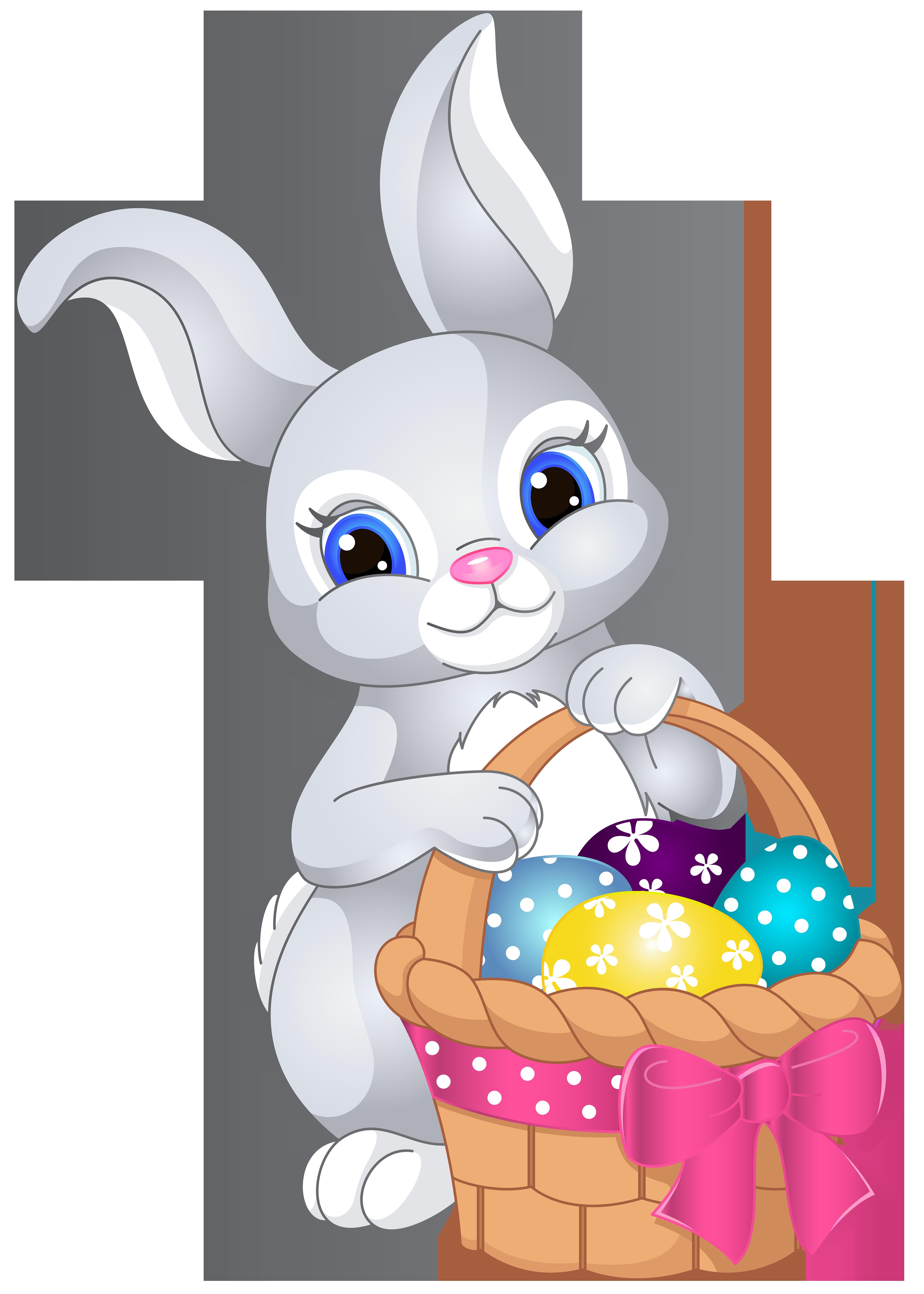 Rabbit clipart easter rabbit #10