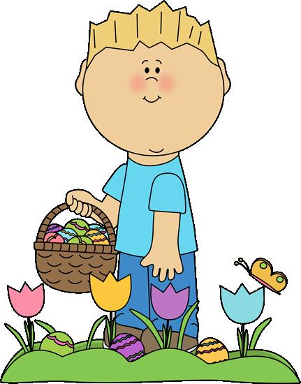Easter Egg Hunt Clip Art ..