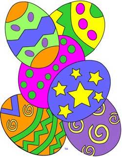 Easter Egg Clip Art