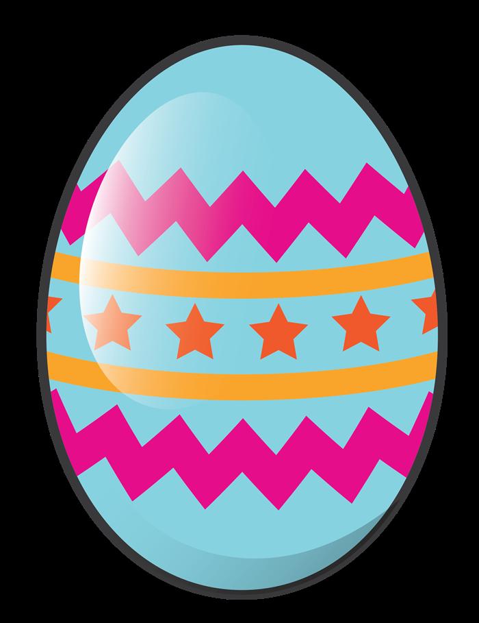 Easter Egg Clipart For Kids