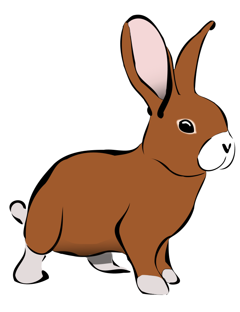 Easter on easter bunny clip art and easter eggs clipartall