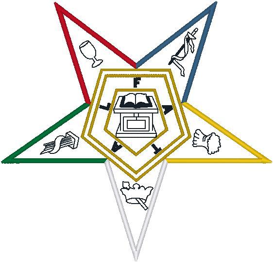 ... Eastern star emblem clip art ...