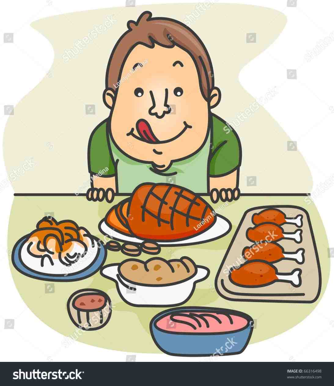 free rhshutterstockcom fat Man Eating Food Clipart man.jpg