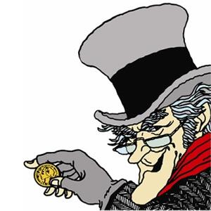 Ebenezer Scrooge Clip Art