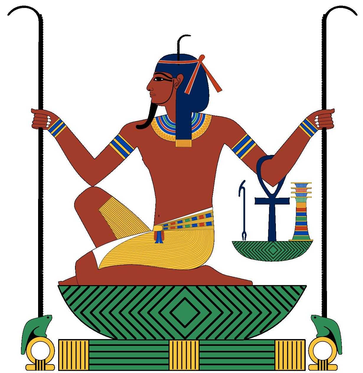 egypt heh SVG .