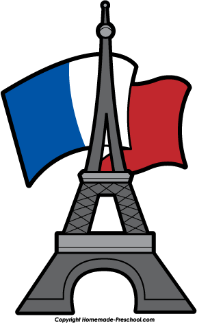 Eiffel Tower Clip Art | RIGHT CLICK on image to save