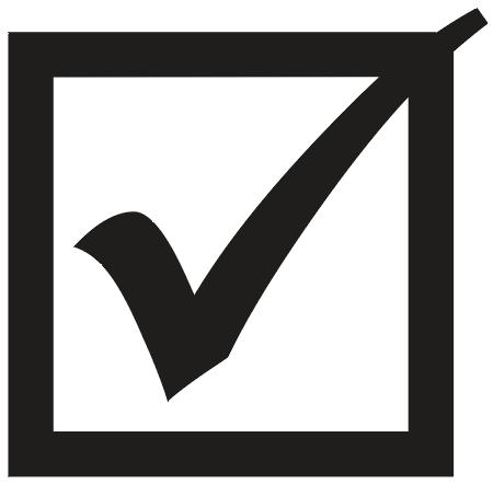 Election Check Mark Northfield .