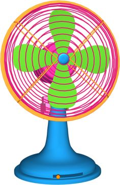 Electric fan, Fans and .