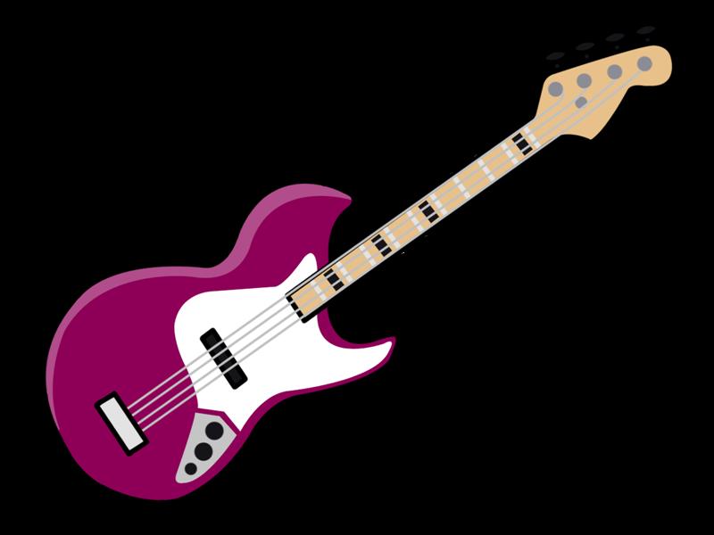 electric guitar clip art