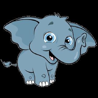 elephant clipart #65