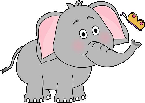 Elephant clipart free clipart .