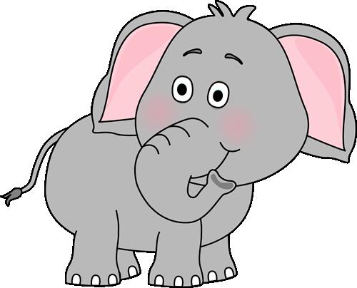 Elephant Looking Behind