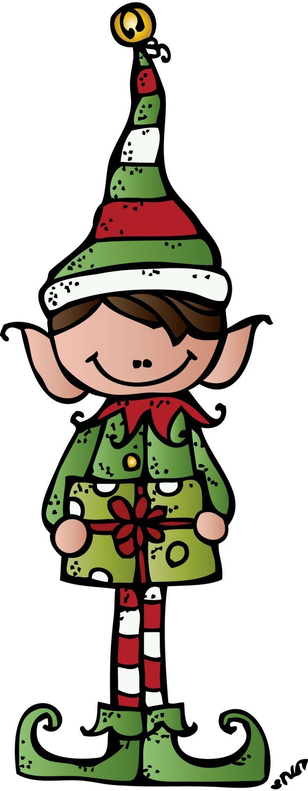 elf on the shelf clipart - Google Search