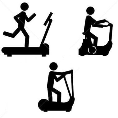 Fitness at home provides top rated home use fitness equipment like  treadmill, cross trainer, elliptical,fitness bikes along with dumbells, ab  trainer, ClipartLook.com
