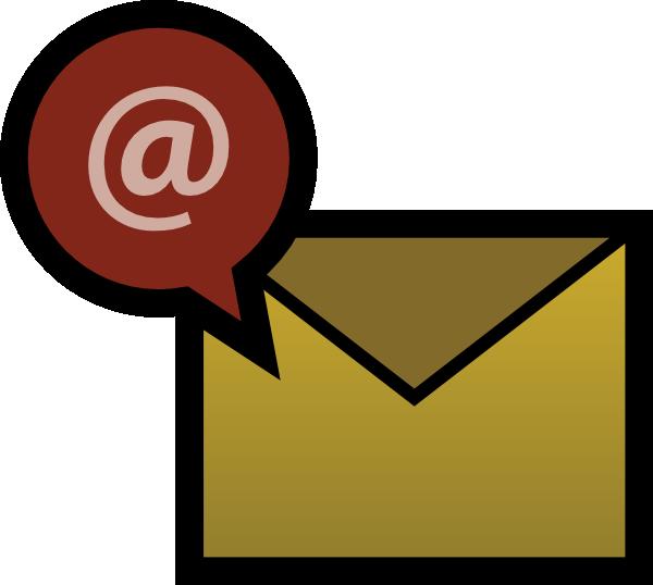 Email Clip Art At Clker Com Vector Clip Art Online Royalty Free