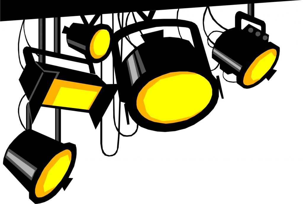 Employee Spotlight Clipart #1