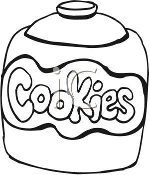 Empty Cookie Jar Clipart . Cl - Cookie Jar Clip Art
